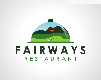 FAIRWAYS餐馆logo