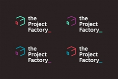 The Project Factory视觉形象欣赏