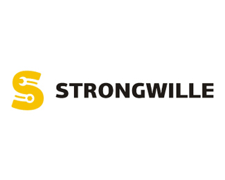 Strongwille标志设计