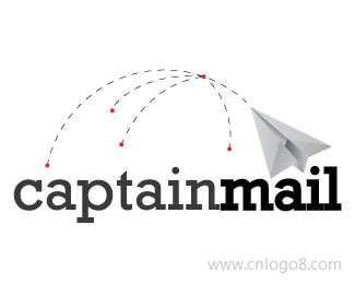 captainmail标志设计