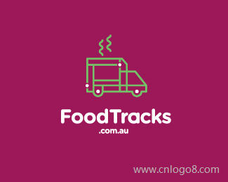 Foodtracks网站LOGO
