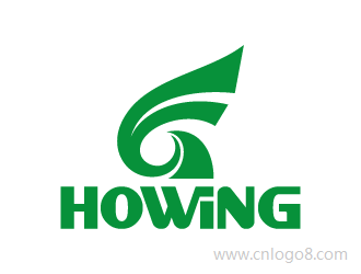 HOWING企业logo