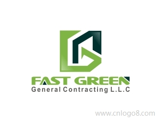 Fast Green General Contracting L.L.C企业标志