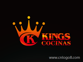 kings cocinas企业标志