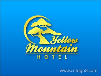 Yellow Mountain Hotel标志设计