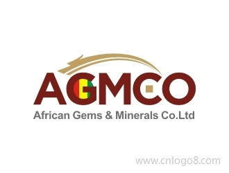 AGMCO:African Gems & Minerals Co.Ltd商标设计