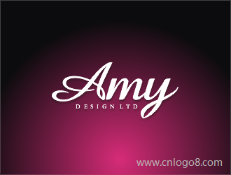 Amy Design Ltd标志设计