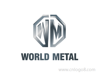 WORLD METAL LIMITEDlogo设计