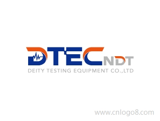 英文名:Detail Testing Equipment Co.,Ltd.(DTEC)LOGO