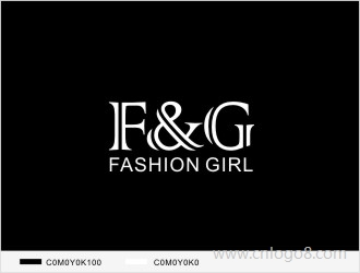 F&G FASHION GIRL公司标志