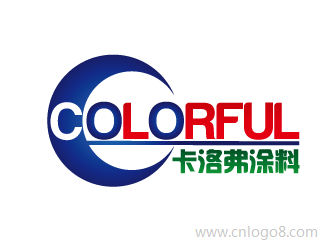 COLORFUL标志设计
